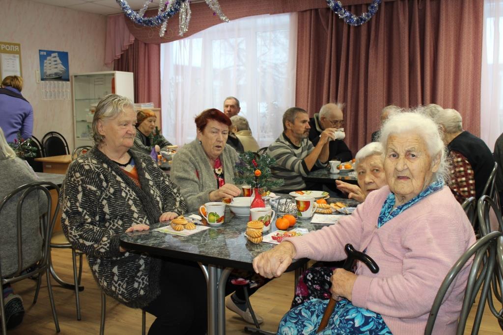 интернаты для пожилых людей в петербурге
