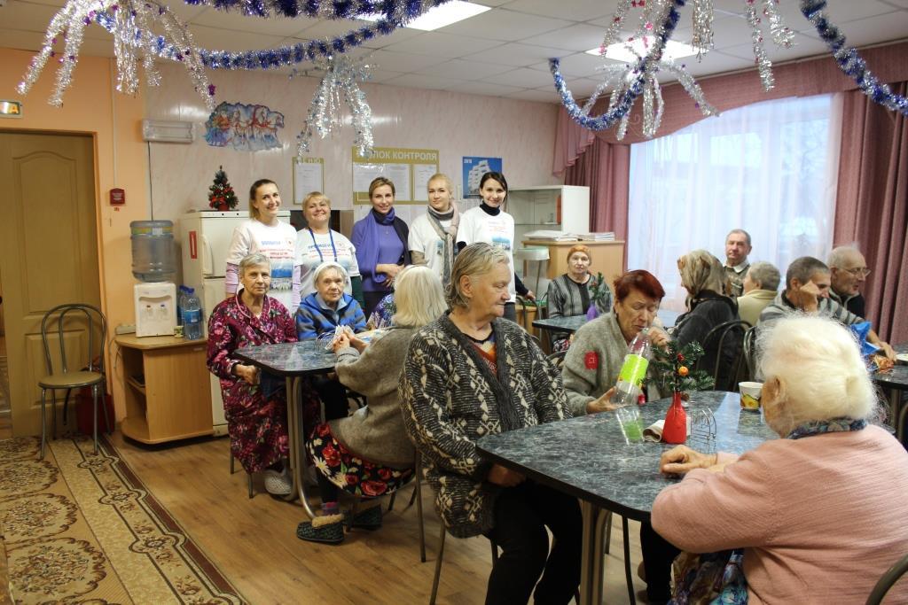 Орехово дом престарелых типы домов интернатов для престарелых